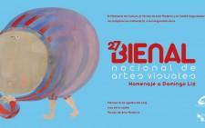 27 Bienal Nacional de Artes Visuales
