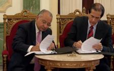 Barrick Gold y el gobierno dominicano firman acuerdo