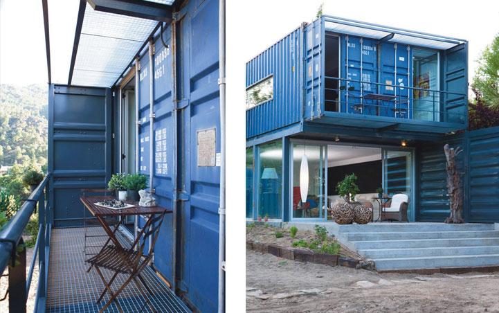 Arquitectura sostenible para la 'NEW AGE'