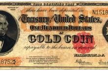 ¿Afrontamos un retorno inminente al patrón oro?