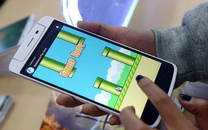 Flappy Bird, ¿la historia de un éxito?