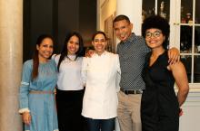 Sabor dominicano: 'Un bocao en Madrid'